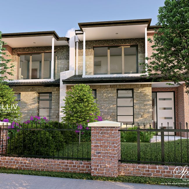 Duplex Townhouses Springvale