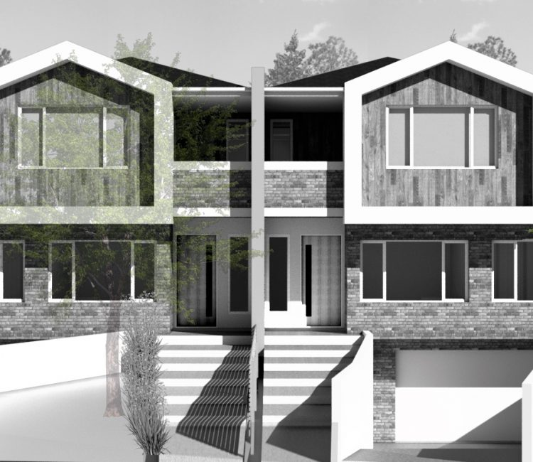 Render Front View